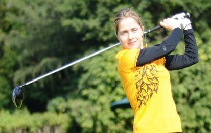美国PGA、爱尔兰籍女教练Denise